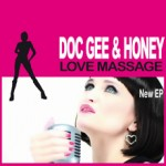 Love Massage CD Vector